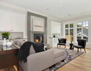 AFTER - Kerrisdale - Great Room