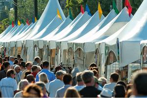 BC Day - Harmony tents