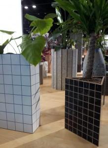 geometric - planters