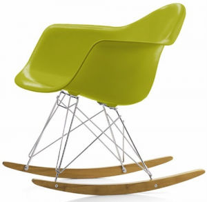 Green - rocker chair