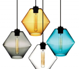 2016 Trends - colourful pendants