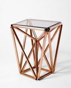 Trends - copper stool