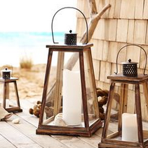 Patio - Lanterns