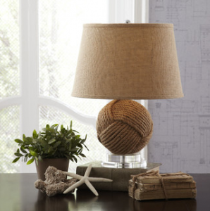 Beach - lamp - nautical