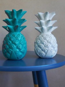 Facebook - pineapple ornaments